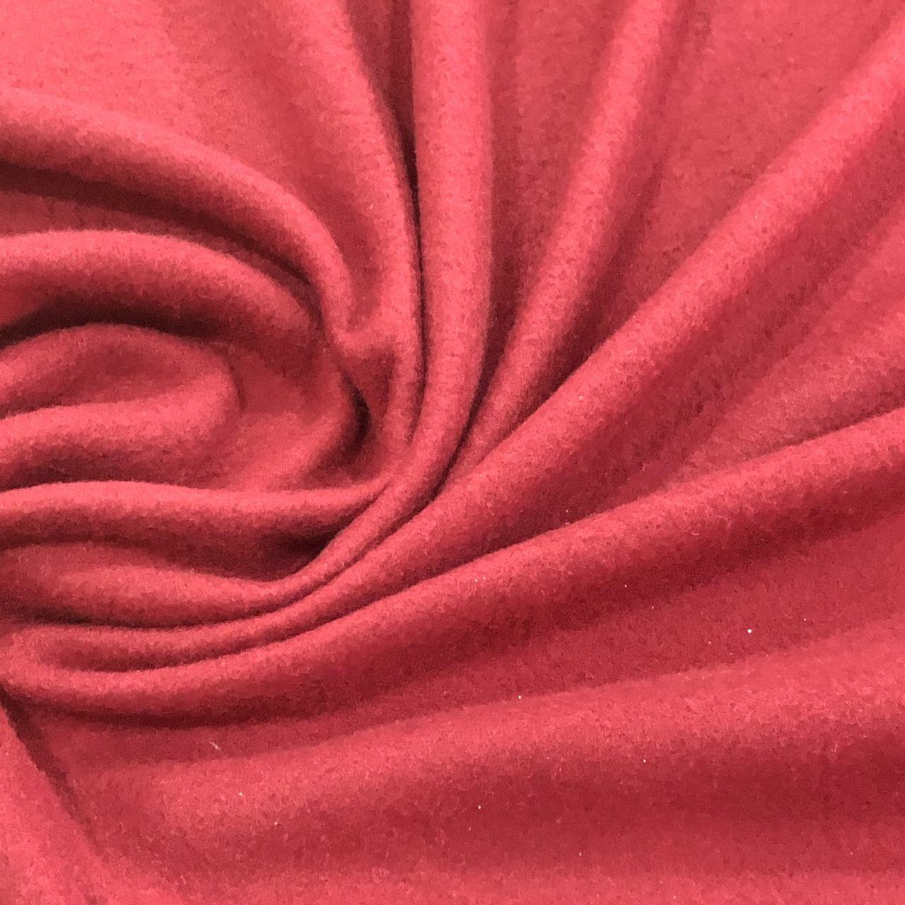 Tecido Soft Estampado Vermelho