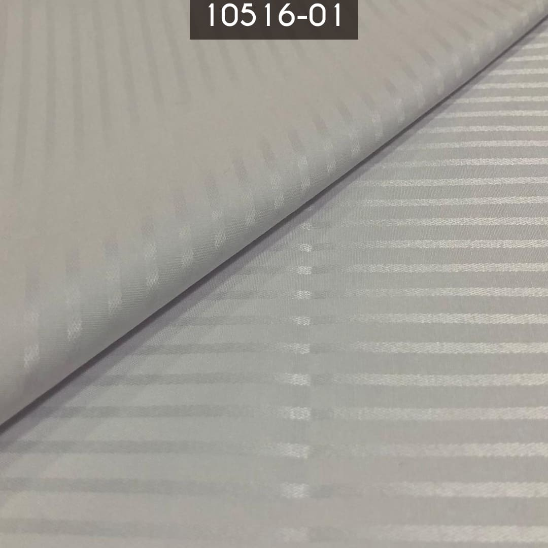 Tecido Tricoline Mista Magnetada Branca