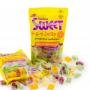Bala de Alga Marinha sabor Frutas Misto Sweet Jelly 500g 5 unidades