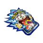 Bala Explosiva Rock Roll Popping Candy Uva 20p
