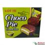 Choco Pie Chá Verde Lotte 336g - 12 unidades