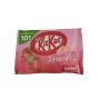 Chocolate Kit Kat sabor Morango Japonês 99g