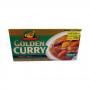 Karê Japonês Golden Curry Médio Chukara S&B 220g 10 Unidades