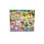 Kit para Preparo de Doces Infantil Popin Cookin Festa Sweets Party Kracie