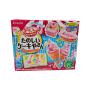 Kit para Preparo de Doces Infantil Popin Cookin Kracie Tanoshii Cake