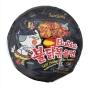 Lamen Coreano Frango Picante Hot Chicken Ramen Buldak Cup Kit 5 unidades