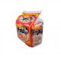 Lamen Japonês Sapporo Ramen Sunaoshi sabor Shoyu 5 Unidades