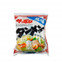 Lamen Japonês Sapporo Ramen Sunaoshi sabor Sal Kit 30 Unidades