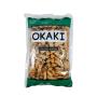Okaki Biscoito de Arroz com Algas Marinhas Sankio 200g