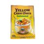 Pasta de Curry Amarelo Tailandês Yellow Curry Paste Pantai 50g