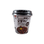 Topokki Bolinho de Arroz Coreano Kit Queijo Adocicado e Jjajang