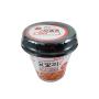 Topokki Bolinho de Arroz Coreano Original Adocicado Sweet & Spice Kit com 3