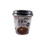 Topokki Bolinho de Arroz Coreano Yopokki Jjajang Molho de Soja Preta Copo 120g