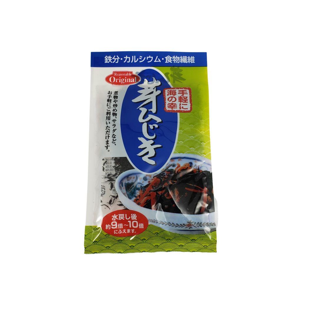 Alga Marinha Hijiki Isoya 25g