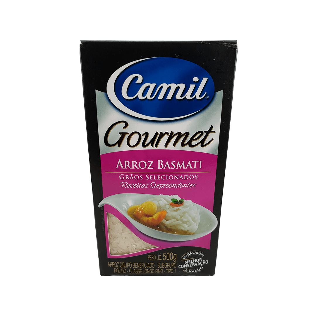 Arroz Basmati Gourmet Camil 500g