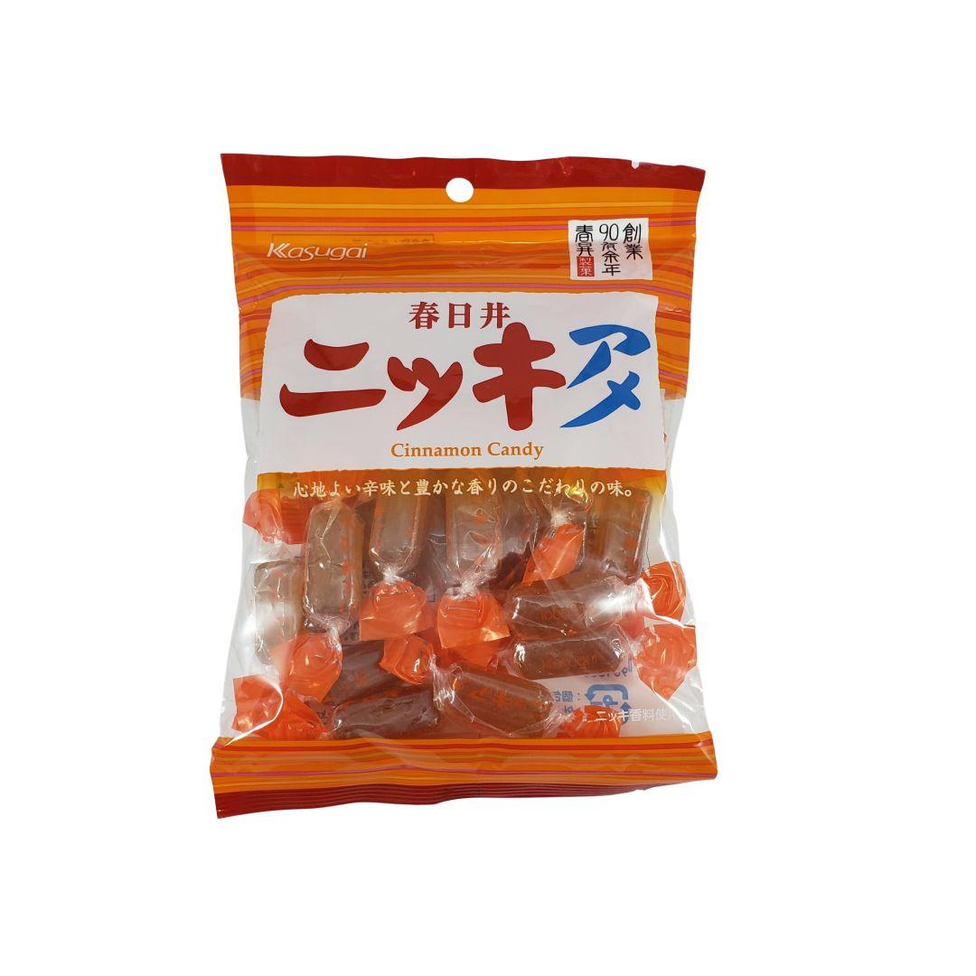 Bala de Canela Japonesa Kasugai Nikki 165g