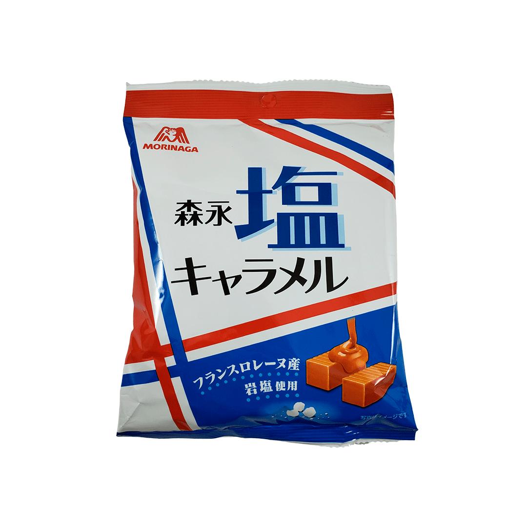 Bala Japonesa de Caramelo com Sal Morinaga