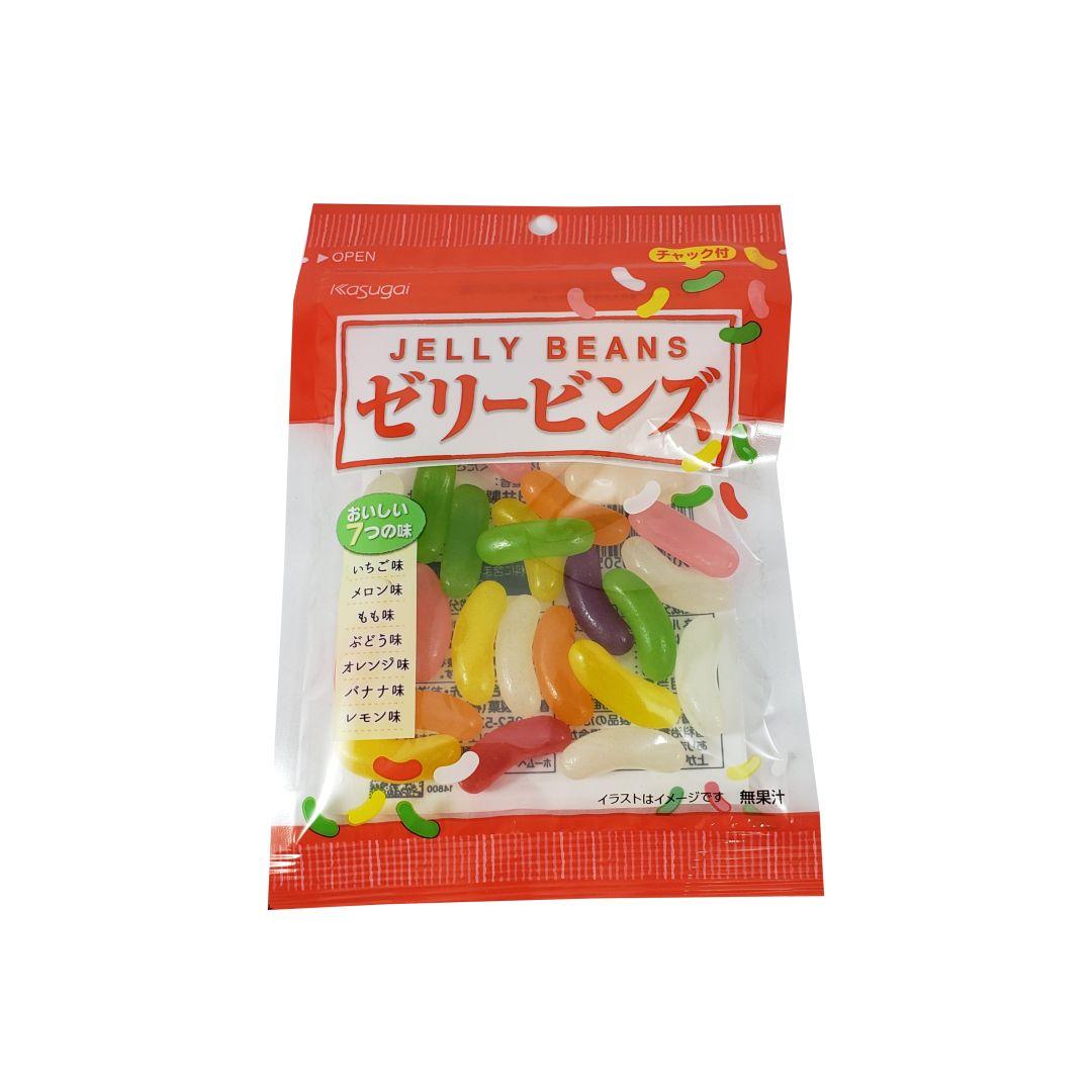 Bala Japonesa Jelly Beans Kasugai 76g