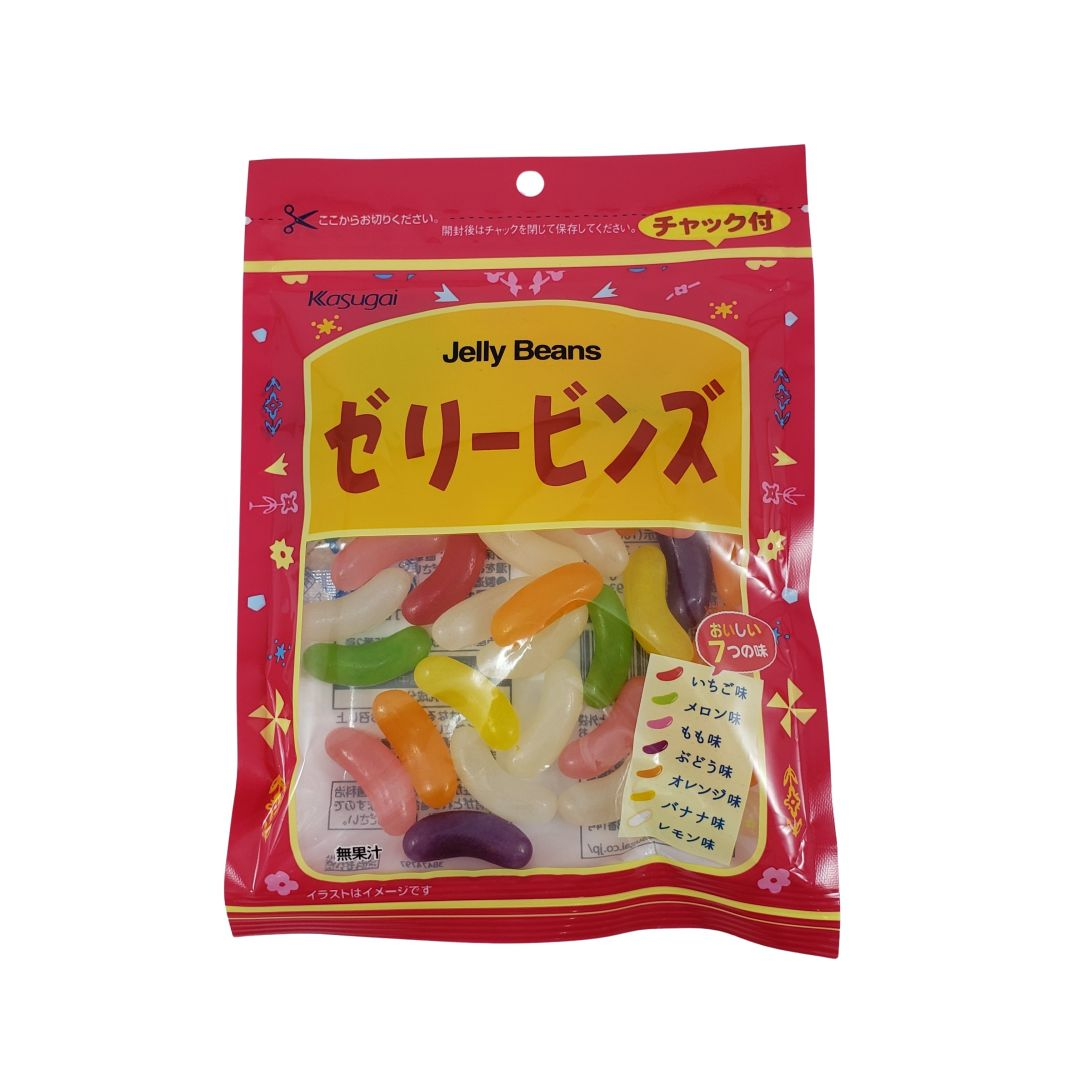 Bala Japonesa Kasugai Jelly Beans 121g
