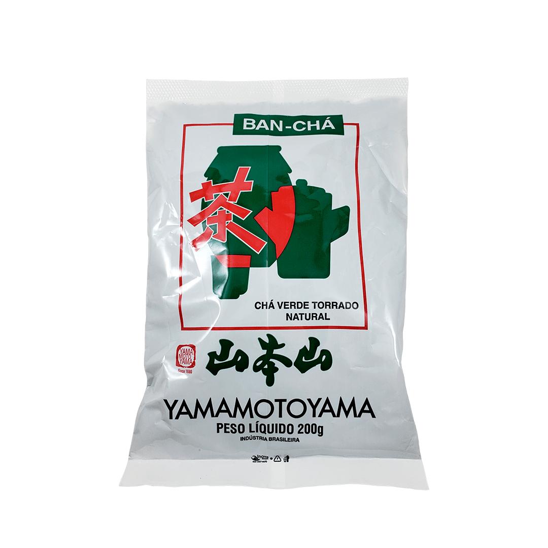 Chá Verde Bancha Torrado Yamamotoyama 200g