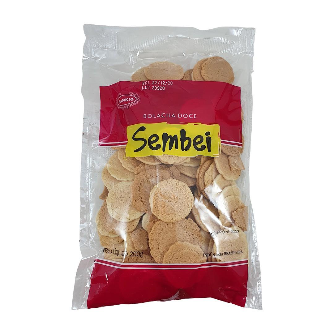 Biscoito Sembei tipo Biju Sankio 200g