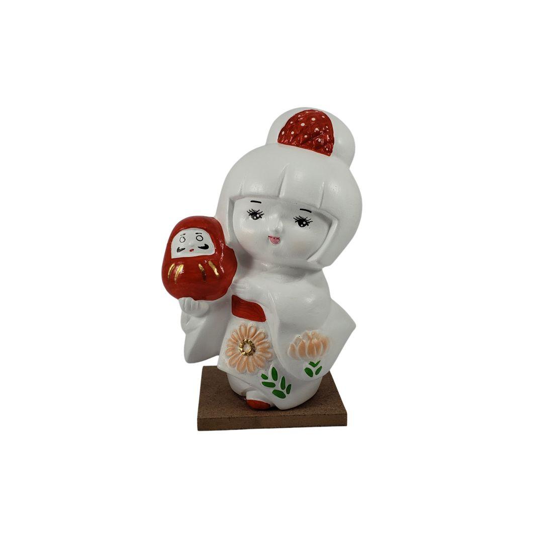 Boneca Japonesa Hanako 13cm