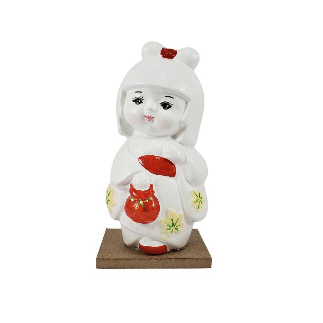 Boneca Japonesa Sayuri 13cm