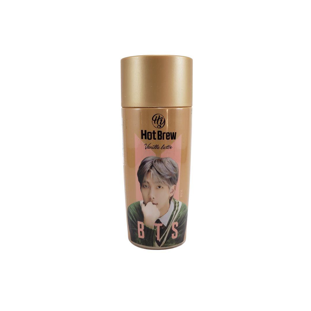 Café BTS Hot Brew Vanilla Latte RM 270ml