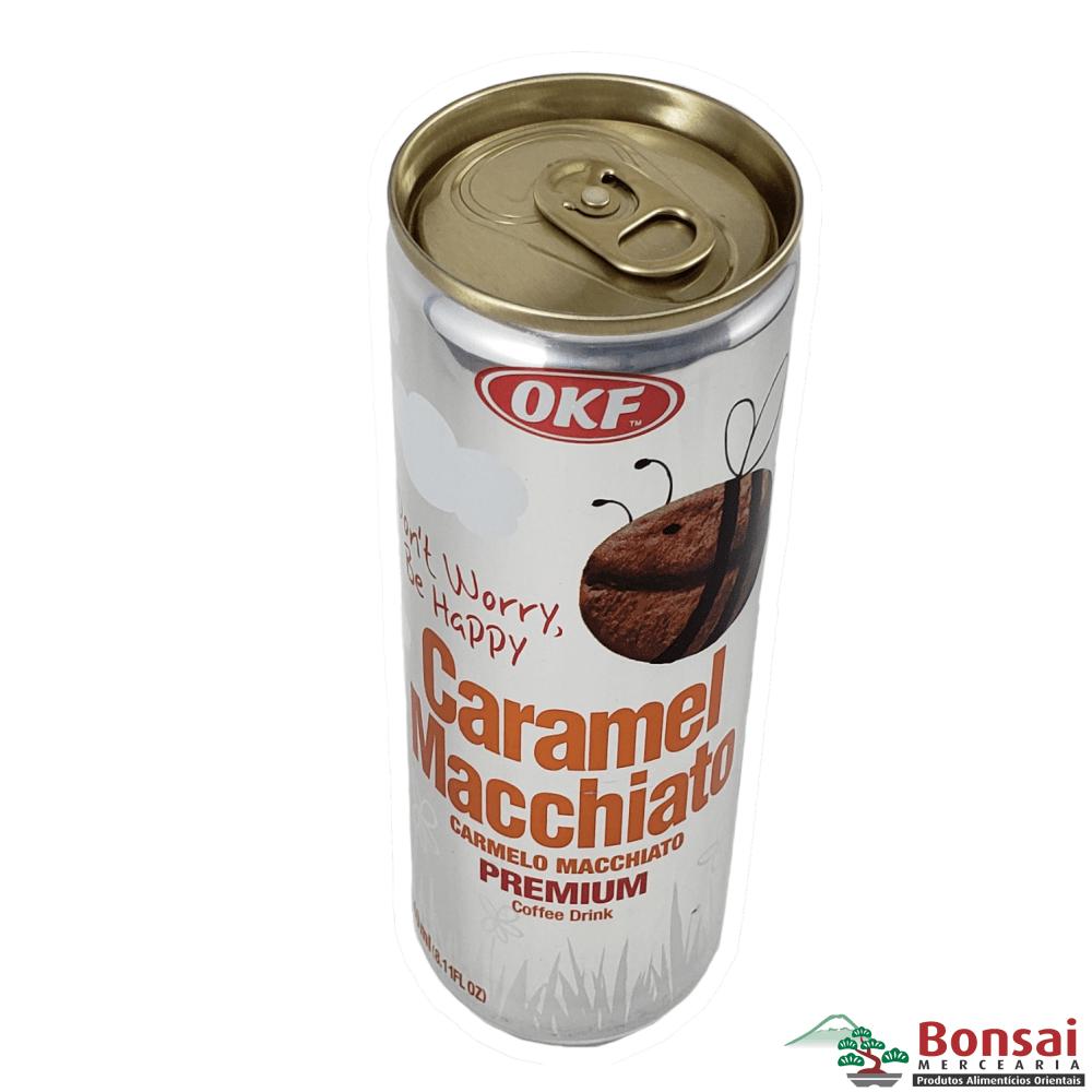 Café Caramel Macchiato Premium OKF