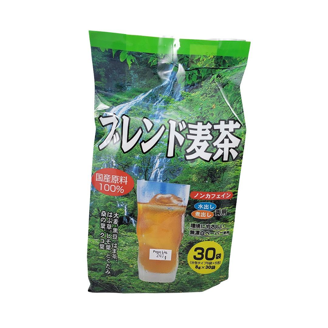 Chá de Cevada Mugi Cha Blend Karin 30 sachês