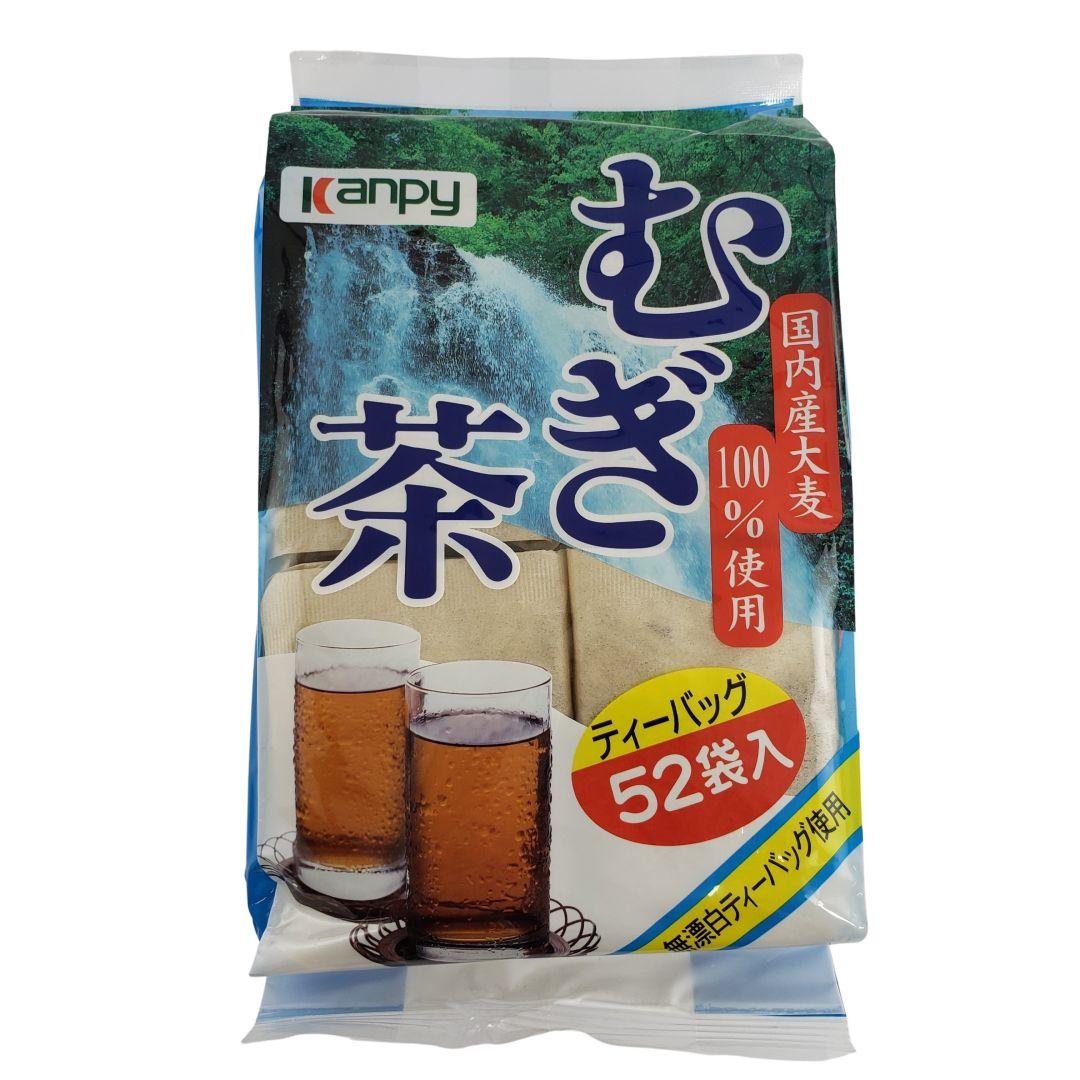Chá de Cevada Mugi Cha Kanpy 52 sachês