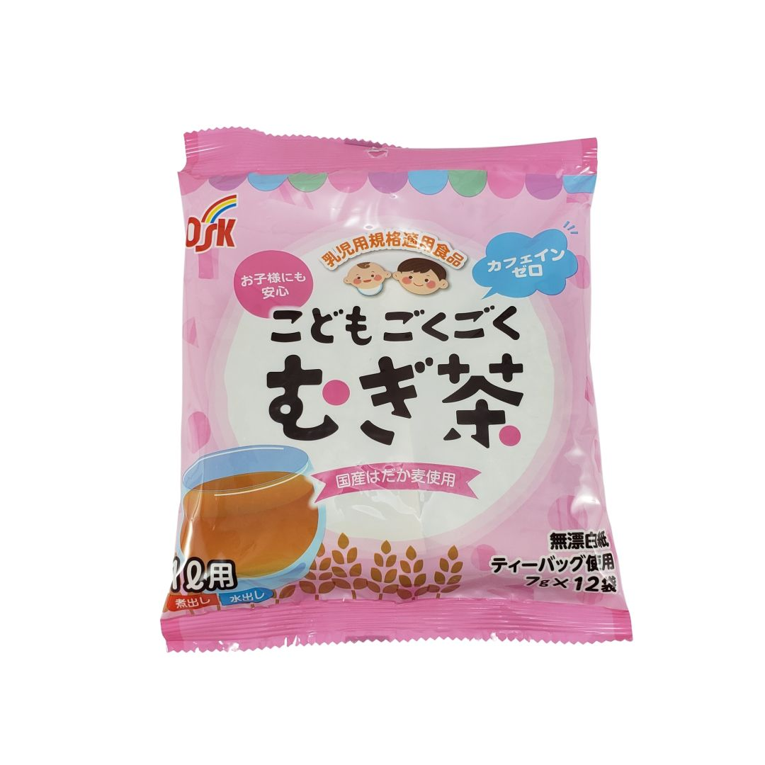 Chá de Cevada Mugi Cha Kodomo Gokugoku Odani Kokufun 12 Sachês 84g