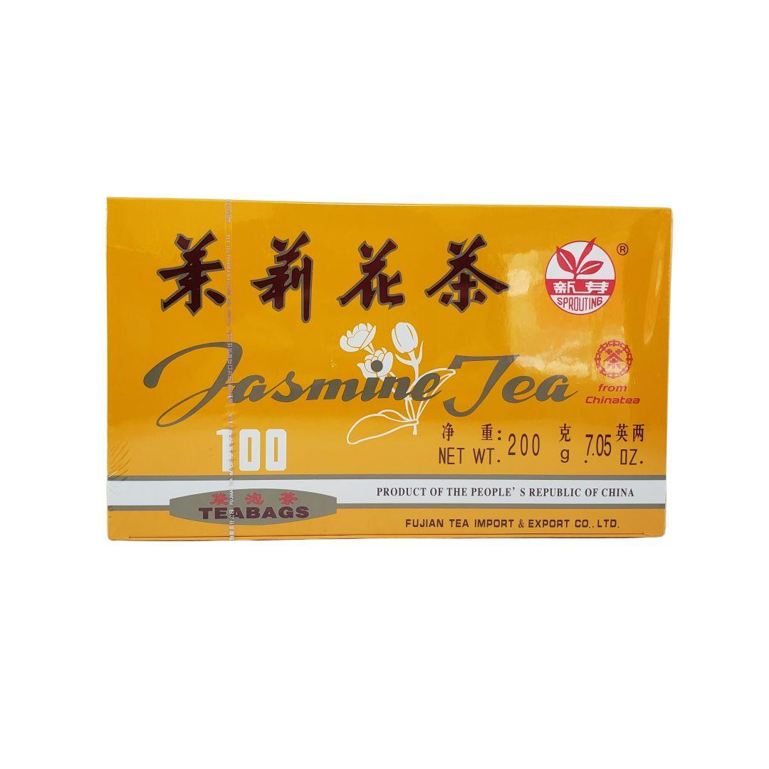 Chá de Jasmim Importado Fujian 100 Sachês