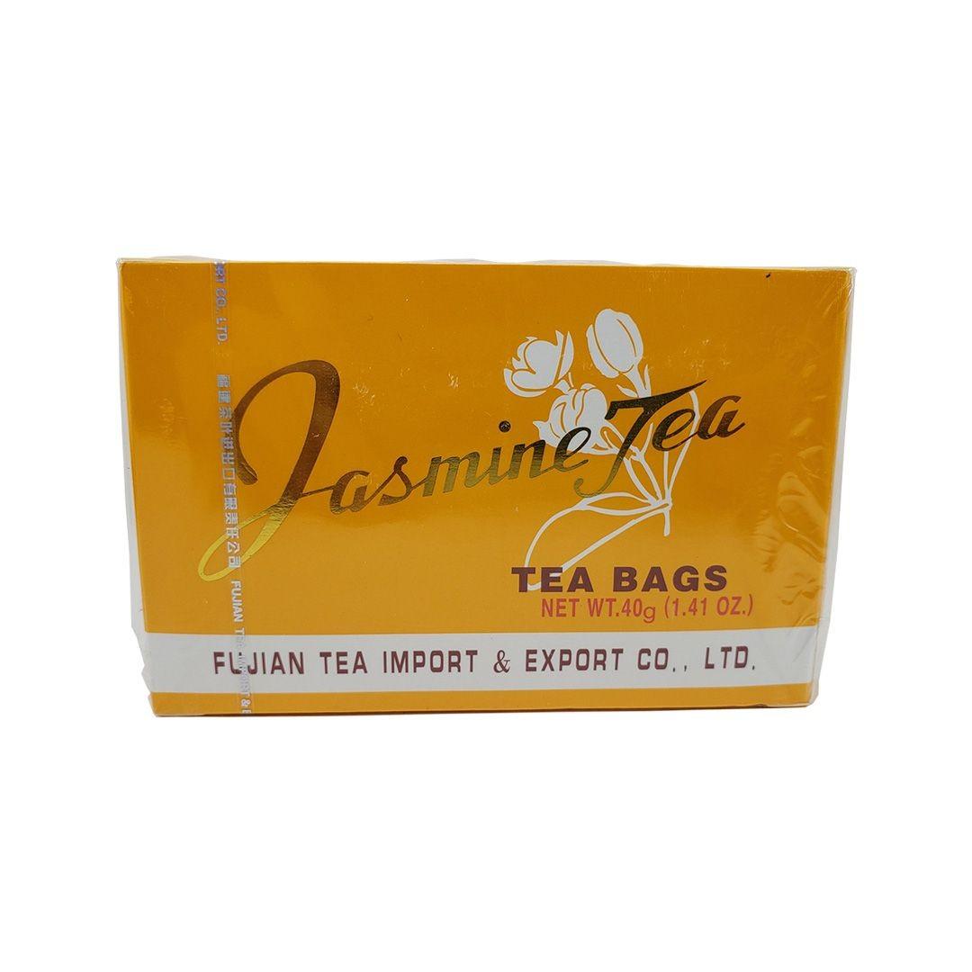 Chá de Jasmim Importado Fujian 20 Sachês