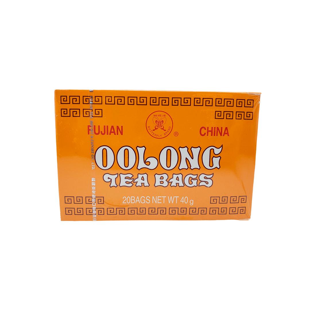 Chá Oolong Importado Fujian 20 Sachês