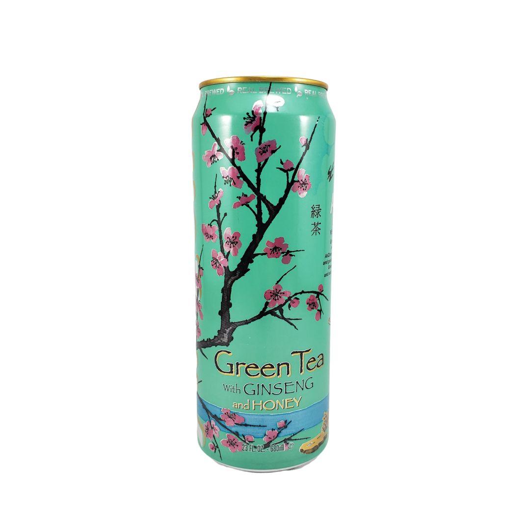 Chá Verde Arizona com Ginseng e Mel 680ml