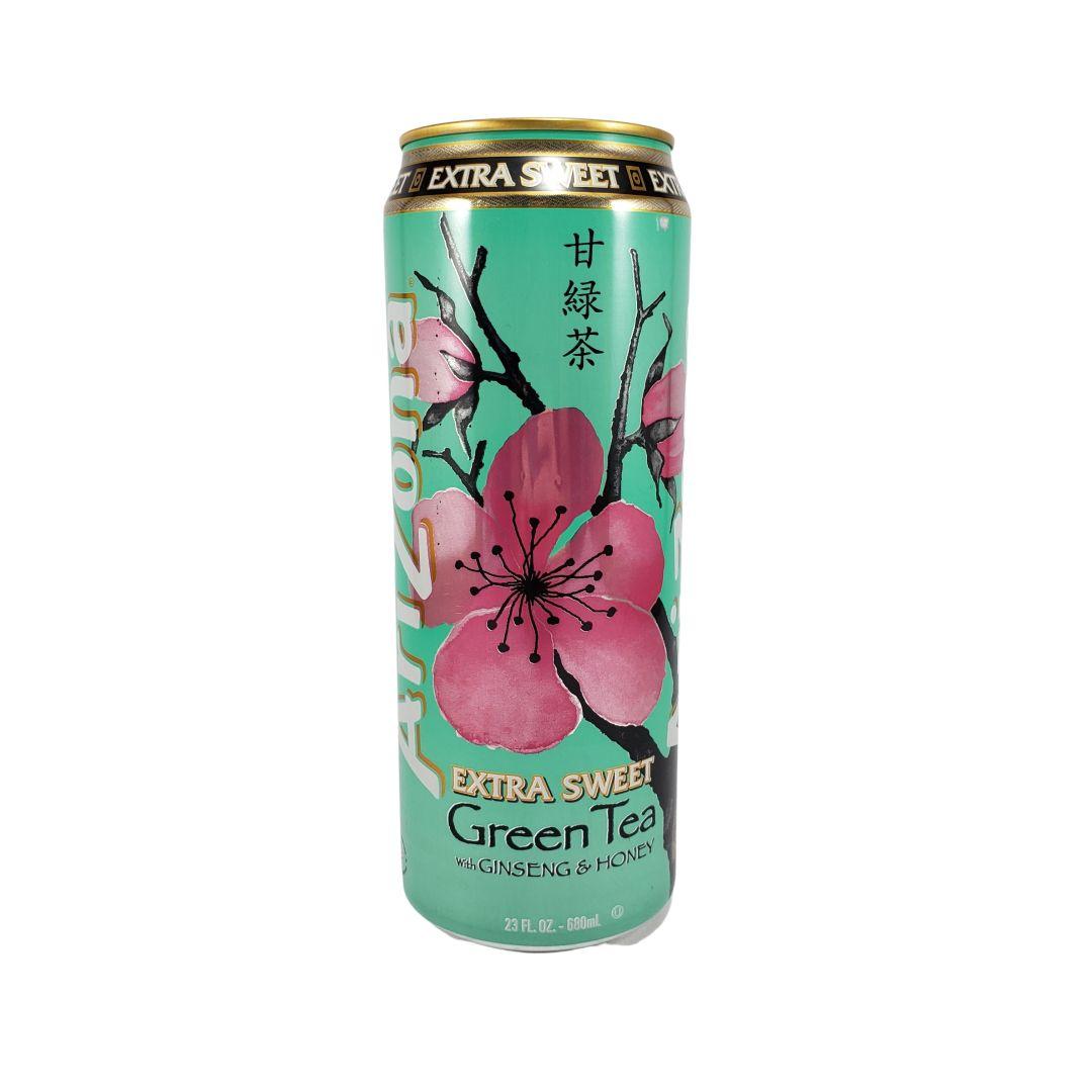Chá Verde Arizona com Ginseng e Mel Extra Doce 680ml