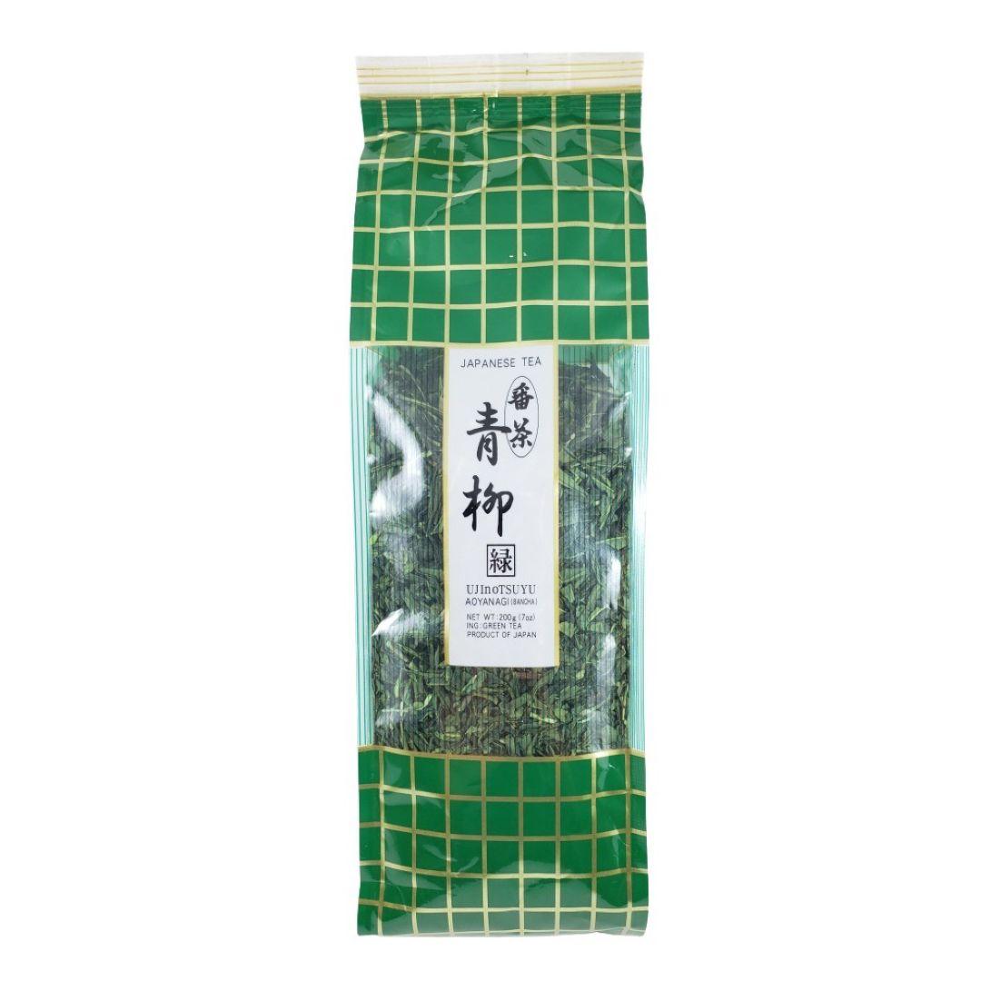 Chá Verde Bancha Aoyanagi Midori Ujinotsuyu 200g