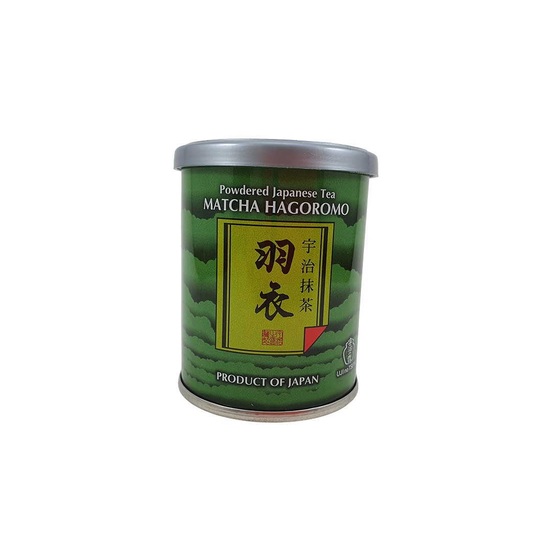 Chá Verde em Pó Matcha Japonês Hagoromo Ujinotsuyu 40g