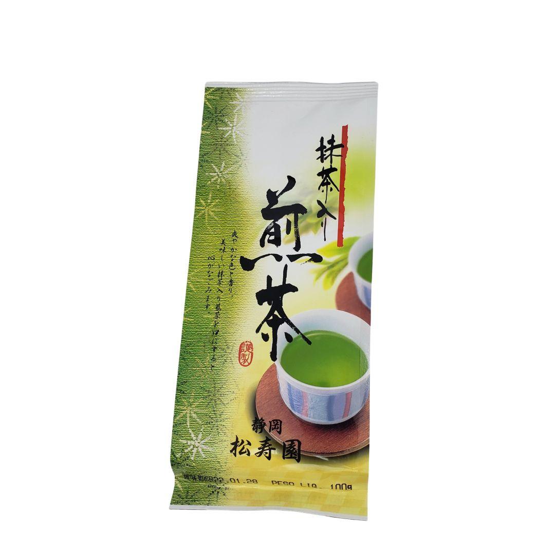 Chá Verde Matcha Iri Sencha Japonês Maruka 100g
