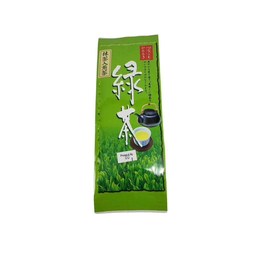 Chá Verde Matcha Iri Sencha Japonês Karin 80g