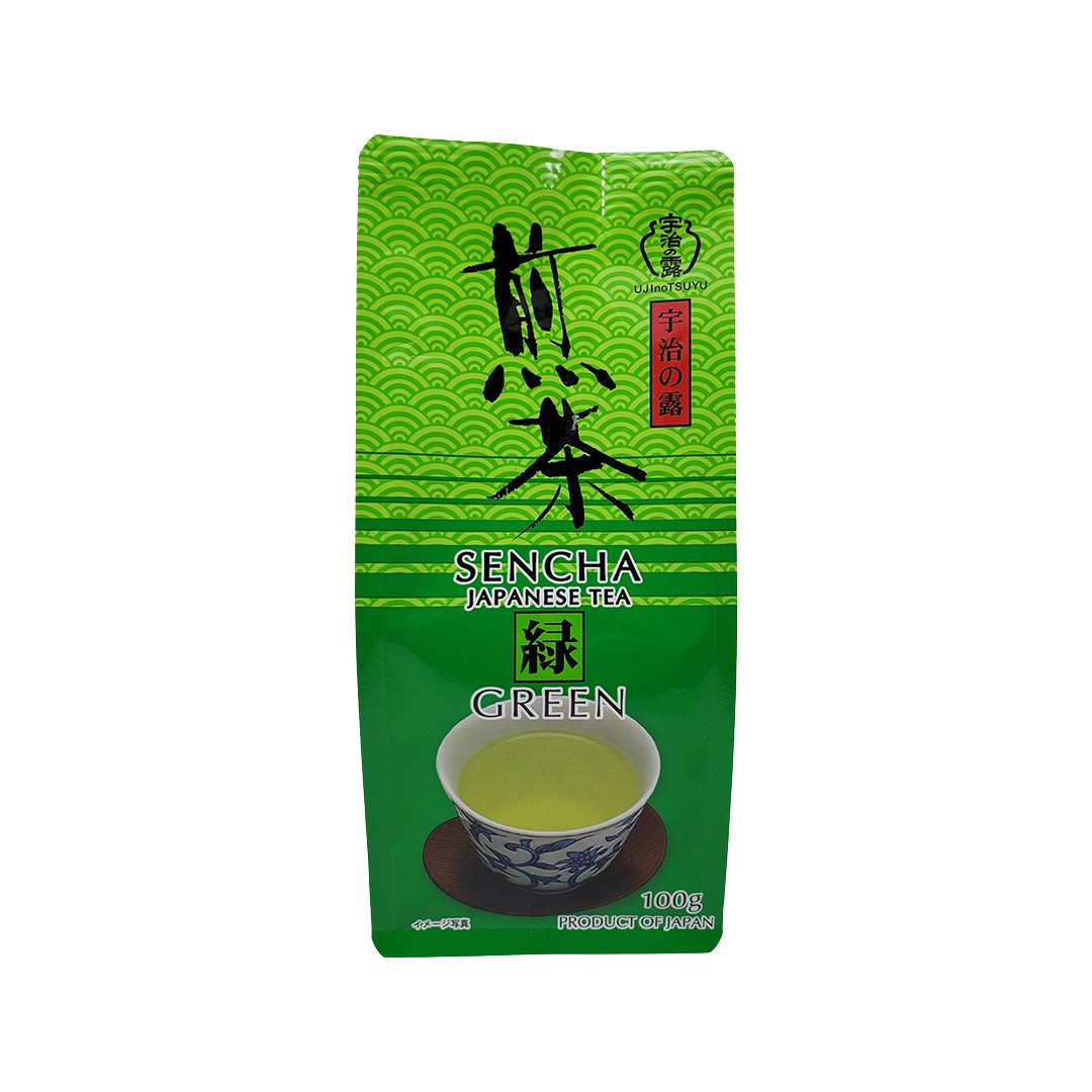Chá Verde Sencha Green Ujinotsuyu 100g