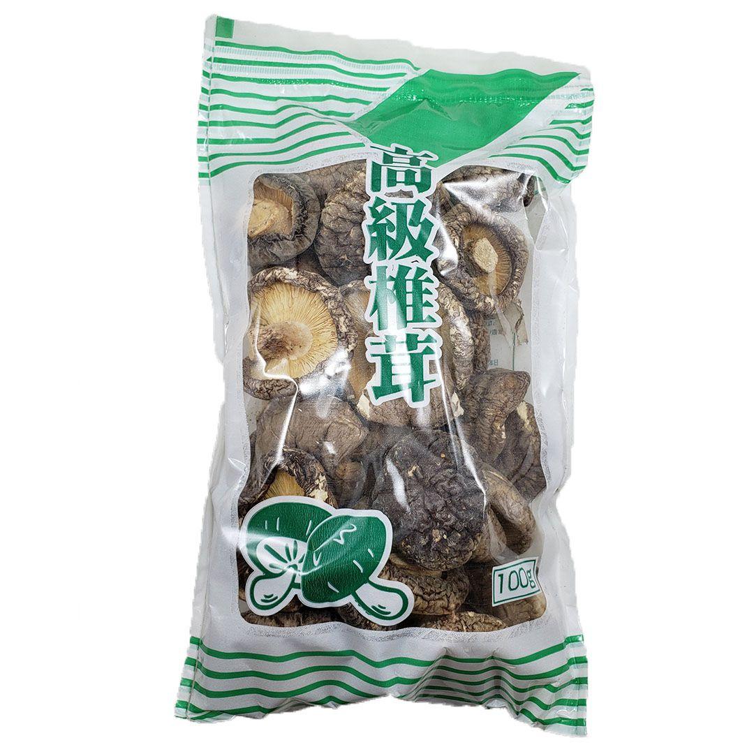 Cogumelo Shitake Desidratado Inteiro Isetan Tajimaya 100g