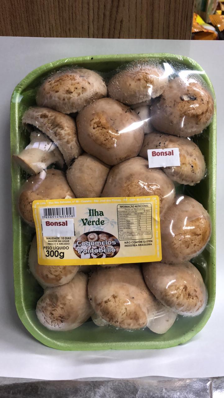 Cogumelos Portobello 300g