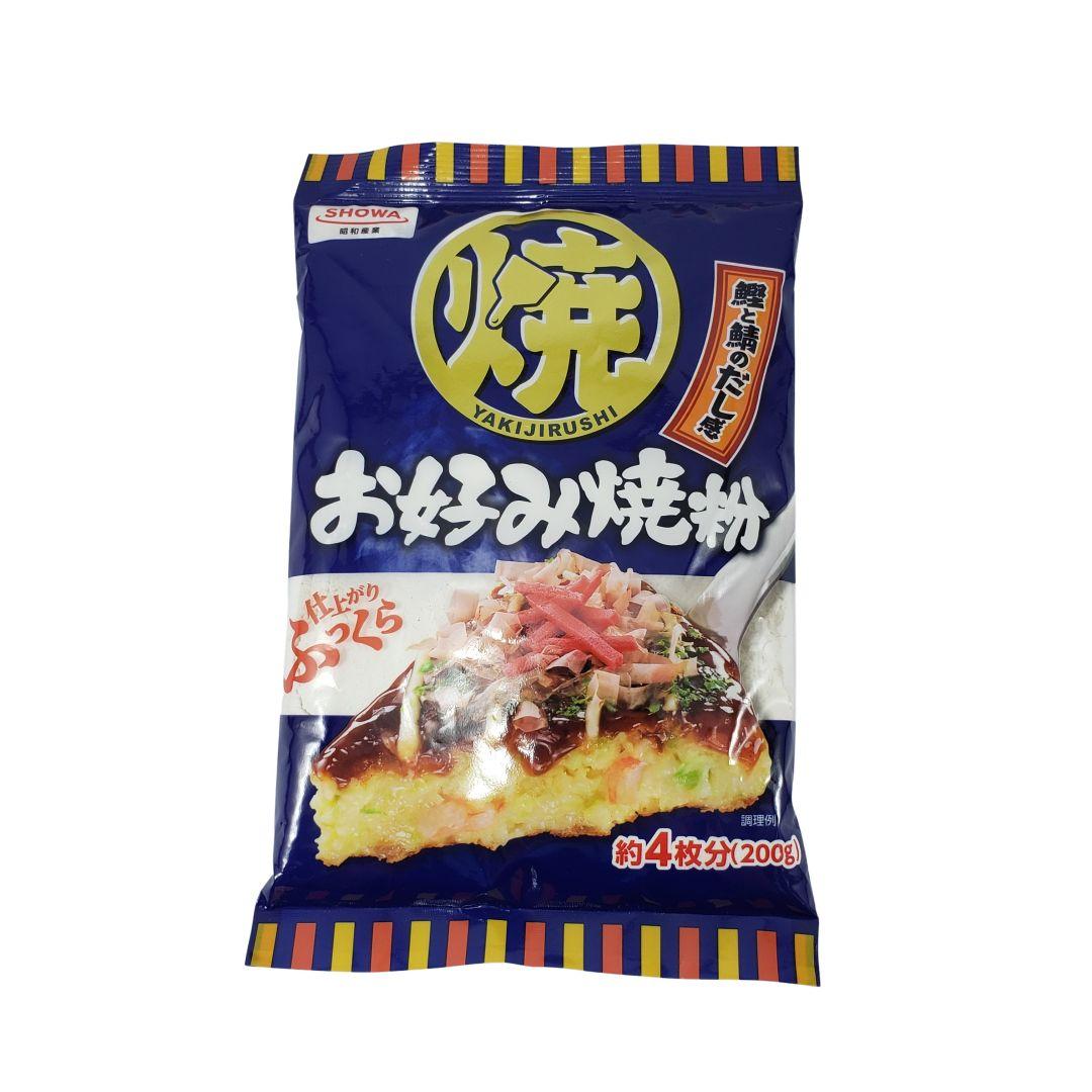 Farinha para Okonomiyaki Showa 200g