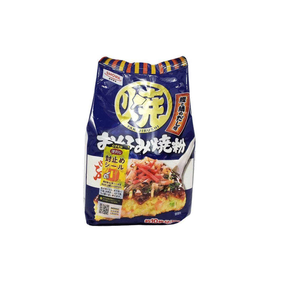 Farinha para Okonomiyaki Showa 500g