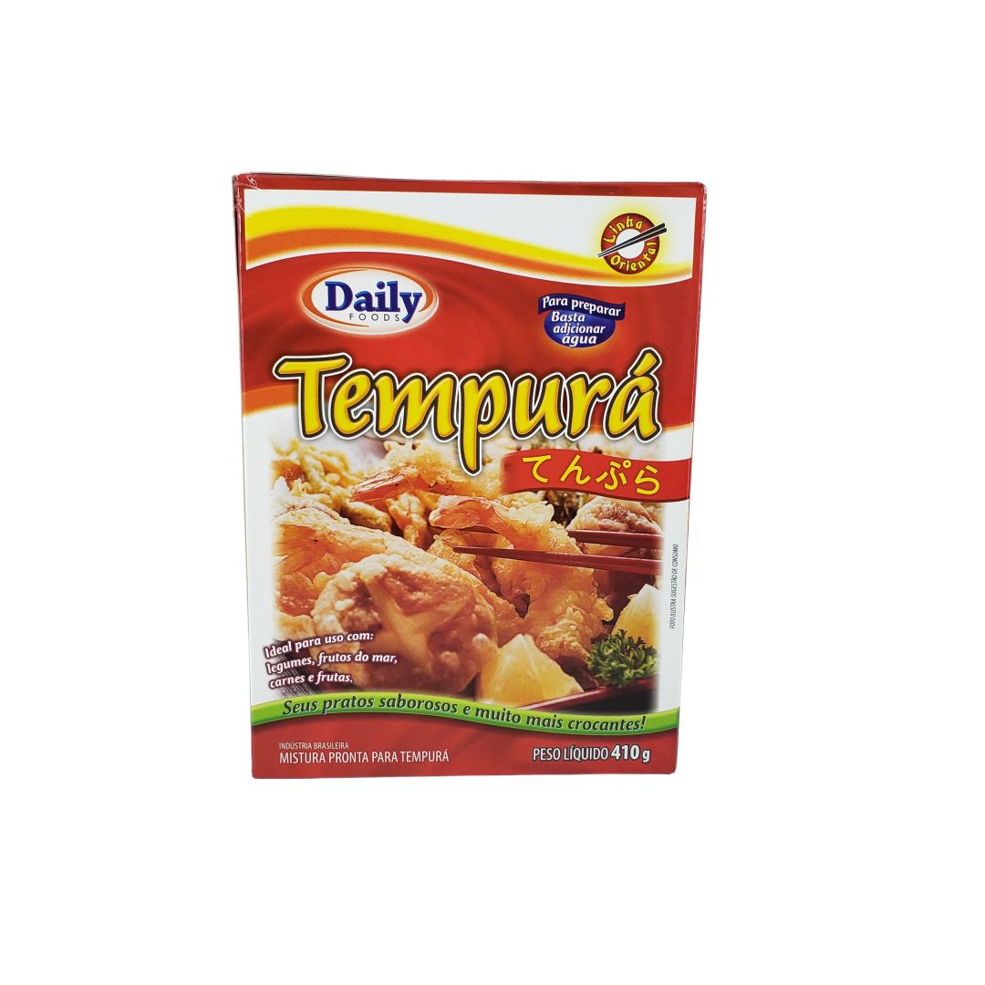Farinha Pronta para Tempurá Daily Foods 410g