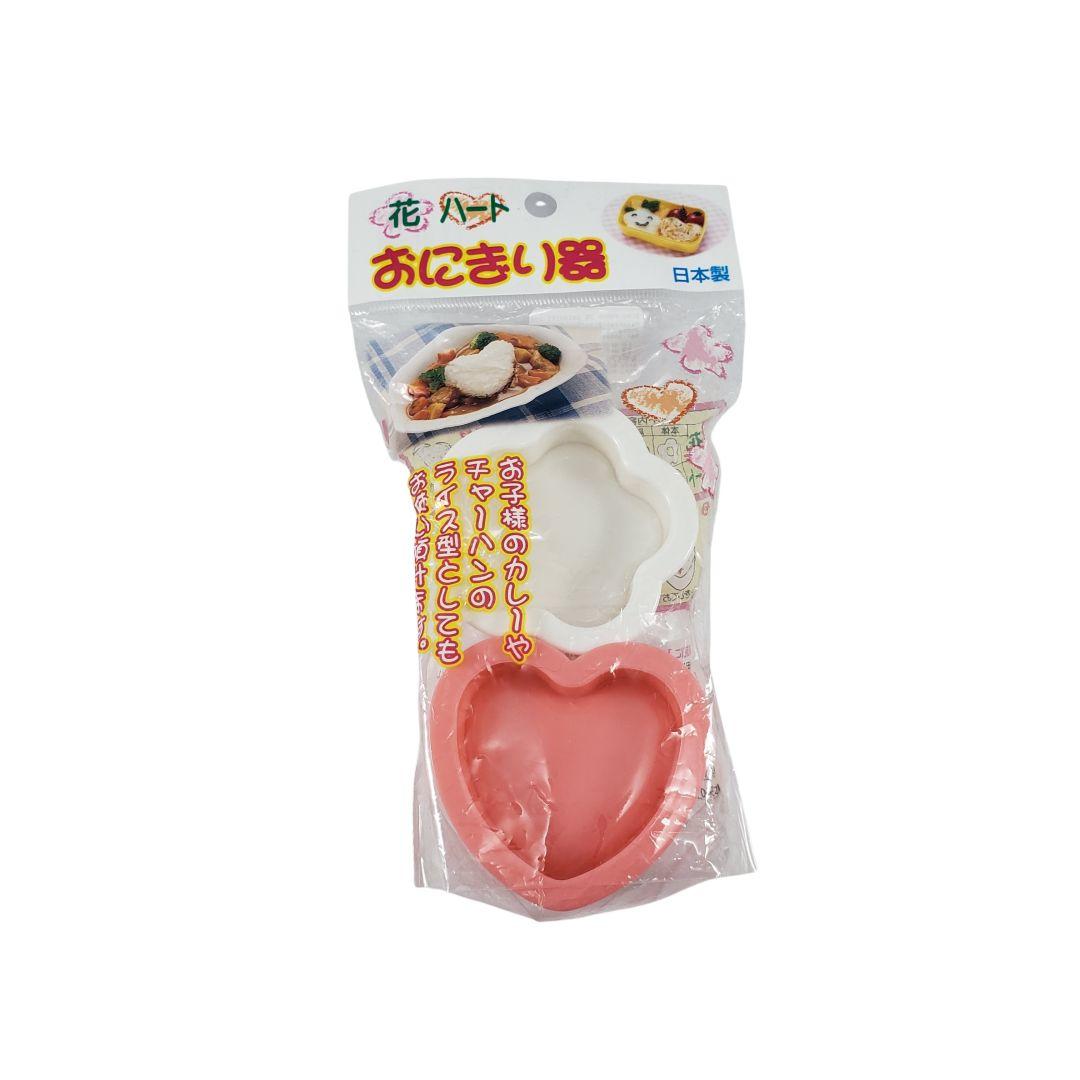 Forma para Oniguiri Echo Formato Coração e Estrela