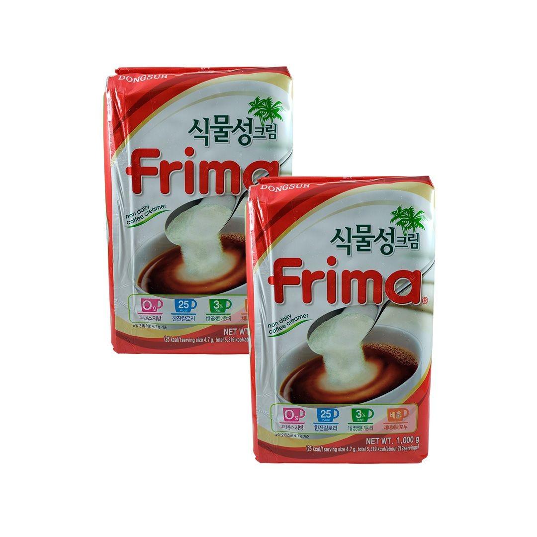 Frima Creme para Café 1Kg Kit 2 unidades
