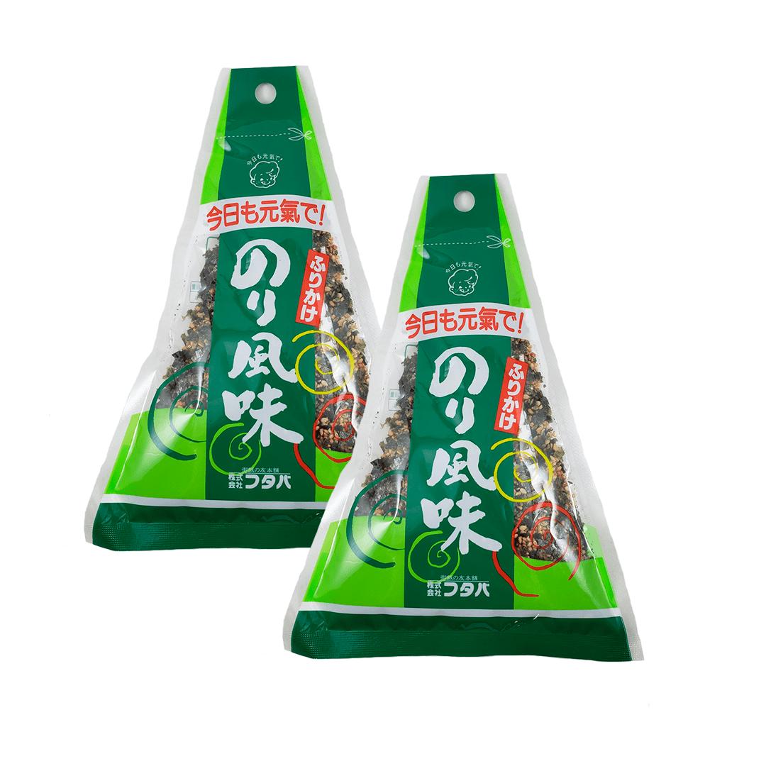 Furikake sabor Alga Nori Futaba 2 pacotes